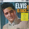 Cover: Elvis Presley - Elvis Is Back