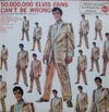 Cover: Elvis Presley - Elvis Gold Records Vol. 2 50,000,000 Elvis Fans Can´t Be Wrong
