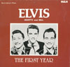 Cover: Elvis Presley - Elvis Presley / The First Year - Elvis, Scotty and Bill Live