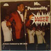 Cover: Lloyd Price - Lloyd Price / Mr. Personality