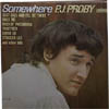 Cover: P. J.  Proby - P. J.  Proby / Somewhere