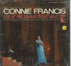 Cover: Connie Francis - Live At The Sahara in Las Vegas