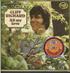Cover: Cliff Richard - Cliff Richard / All My Love