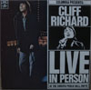 Cover: Cliff Richard - Live in Person