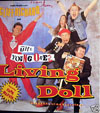 Cover: Richard, Cliff - Living Doll - Comic Version mit The Young Ones , feat. Hank Marvin (Disco Funk Get Up Get Down Go To The Lavatory Mix (6:29)