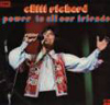 Cover: Cliff Richard - Power To All Our Friends