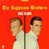 Cover: Righteous  Brothers, The - Back To Back
