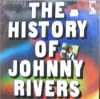 Cover: Johnny Rivers - Johnny Rivers / The History Of Johnny Rivers (DLP)