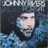 Cover: Johnny Rivers - Johnny Rivers / Portrait (DLP)