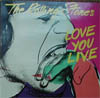 Cover: The Rolling Stones - Love You Live (DLP)