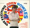 Cover: John Rowles - The Exciting John Rowles