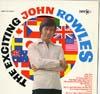 Cover: John Rowles - John Rowles / The Exciting John Rowles