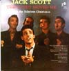Cover: Jack Scott - Jack Scott / The Spirit Moves Me <Br>with the fabolous Chantones