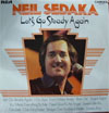 Cover: Sedaka, Neil - Lets Go Steady Again