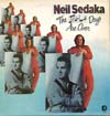 Cover: Sedaka, Neil - The Tra-La Days Are Over