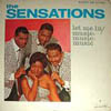 Cover: Sensations, The - Let Me In / Music Music Music