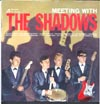 Cover: Shadows, The - Meeting With The Shadows