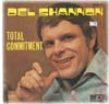 Cover: Del Shannon - Del Shannon / Total Commitment (Compil.)