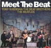 Cover: Tony Sheridan - Meet the Beat  (Diff. Tracks)