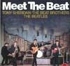 Cover: Tony Sheridan - Tony Sheridan / Meet the Beat  (Diff. Tracks)