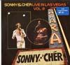 Cover: Sonny & Cher - Sonny & Cher / Live in Las Vegas Vol. 2  (DLP)