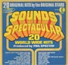 Cover: Spector - Sounds Spectatcular - 20 World Hits Produced by Phil Spector