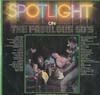Cover: Various Artists of the 60s - Spotlight On The Fabulous 50´s (24 Track Double Album)