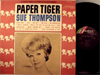 Cover: Thompson, Sue - Paper Tiger
