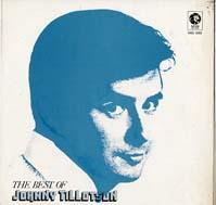 Cover: Johnny Tillotson - Johnny Tillotson / The Best Of Johnny Tillotson