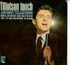 Cover: Johnny Tillotson - Johnny Tillotson / The Tillotson Touch