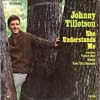 Cover: Johnny Tillotson - Johnny Tillotson / She Understands Me