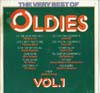 Cover: The Very Best of Oldies -United Artists Sampler - The Very Best of Oldies Vol. 1