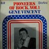 Cover: Gene Vincent - Pioneers of Rock Vol.1