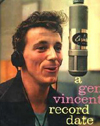 Cover: Gene Vincent - Record Date