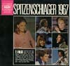 Cover: Vogue Sampler Deutsch/International - Spitzenschlager 1967 2. Folge