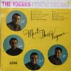 Cover: The Vogues - The Vogues / Meet The Vogues - You´re The One