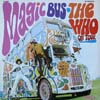 Cover: The Who - The Who / Magic Bus on Tour