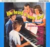 Cover: Various Artists of the 50s - Various Artists of the 50s / You Heard It Here First