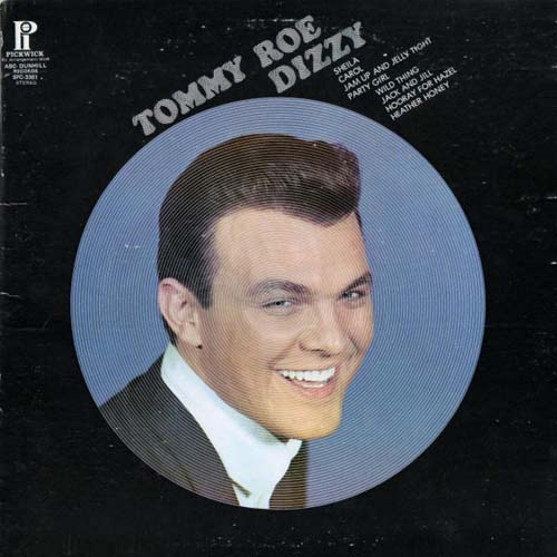 Albumcover Tommy Roe - Dizzy (Compil.)