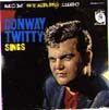 Cover: Twitty, Conway - Sings