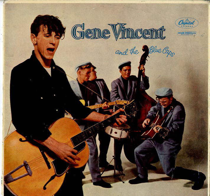 Albumcover Gene Vincent - Gene Vincent And The Blue Caps