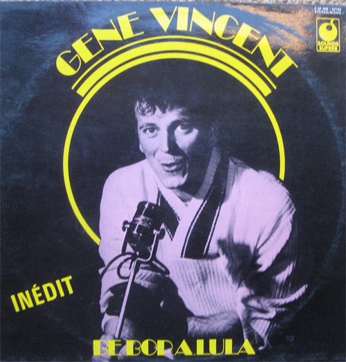 Albumcover Gene Vincent - Be Boip A Lula Inedit