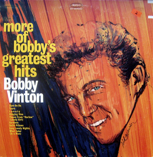 Albumcover Bobby Vinton - More Of Bobbys Gretest Hits