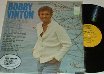 Albumcover Bobby Vinton - Take Good Care of My Baby
