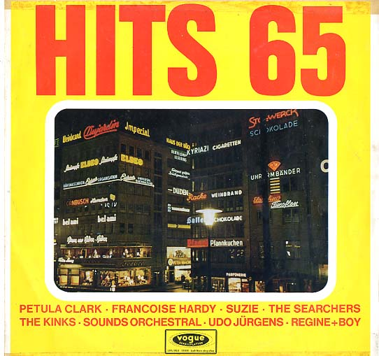 Albumcover Various GB-Artists - Hits 65