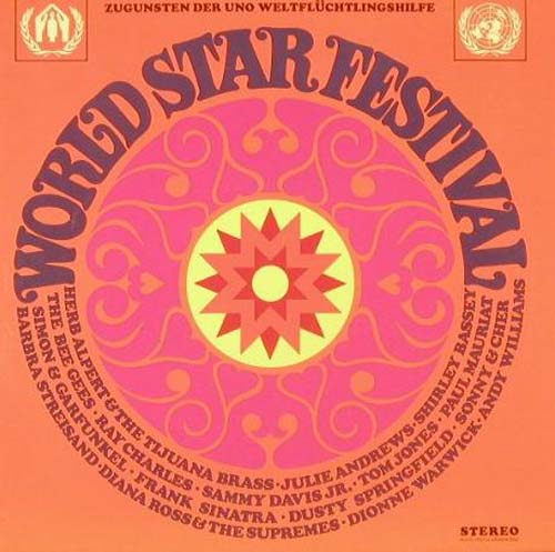 Albumcover Various Artists of the 60s - World Star Festival