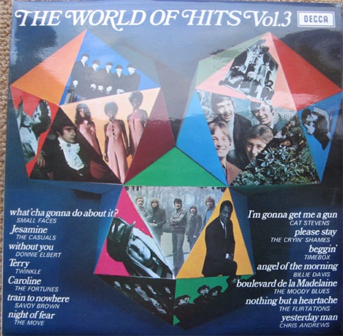 Albumcover The World of  Hits (Decca Sampler) - The World Of Hits Vol. 3