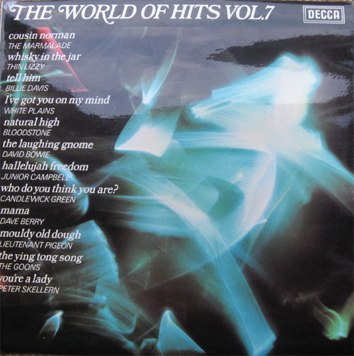 Albumcover The World of  Hits (Decca Sampler) - The World Of Hits Vol. 7