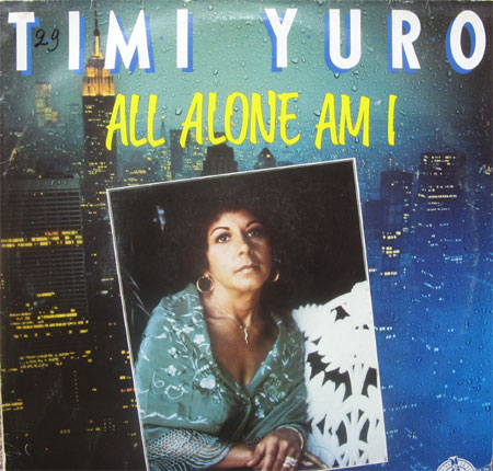 Albumcover Timi Yuro - All Alone Am I