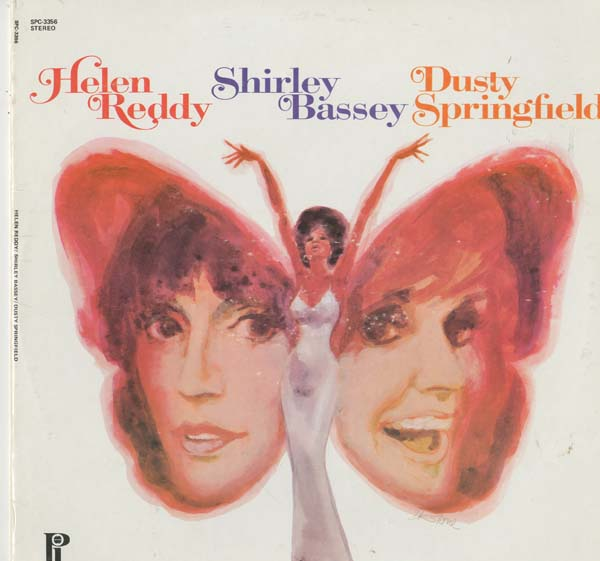 Albumcover Various Artists of the 60s - Helen Reddy, Shirley Bassey, Dusty Springfield